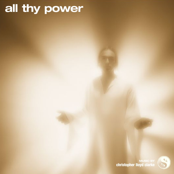 All Thy Power album artwork