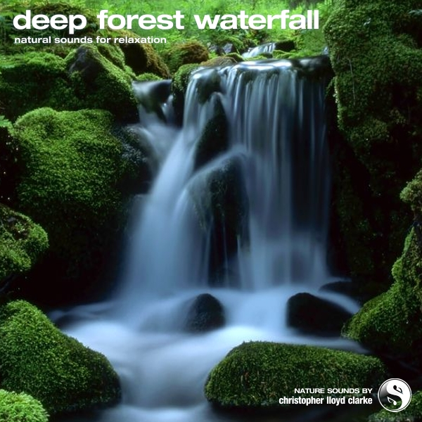 Deep Forest Waterfall album artwork