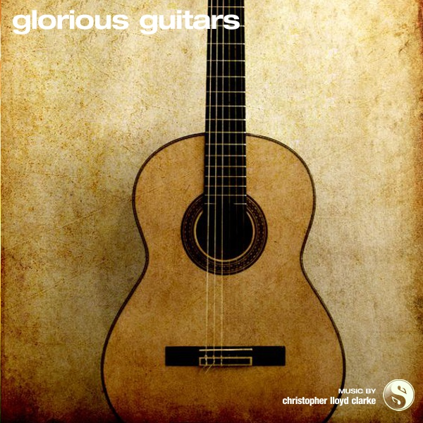 Glorious Guitars album artwork