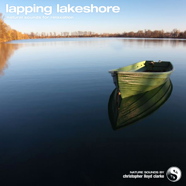 Lapping Lakeshore album artwork