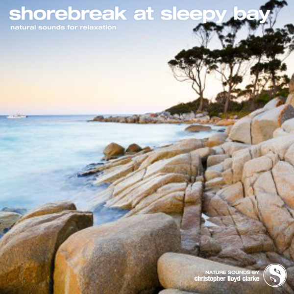 Shorebreak at Sleepy Bay album artwork