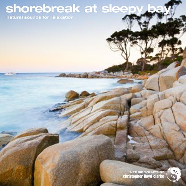 Shorebreak at Sleepy Bay album artwork
