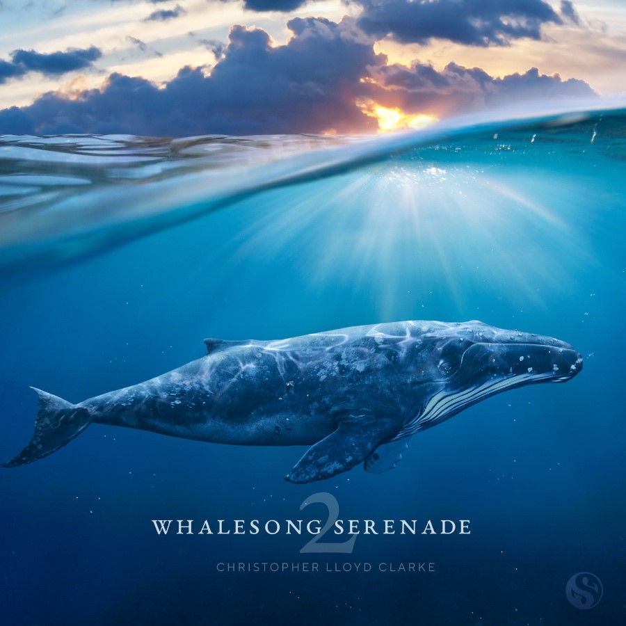 Whalesong Serenade 2 - Into the Light - Album Cover