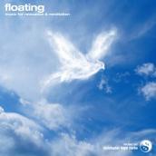 Floating album artwork